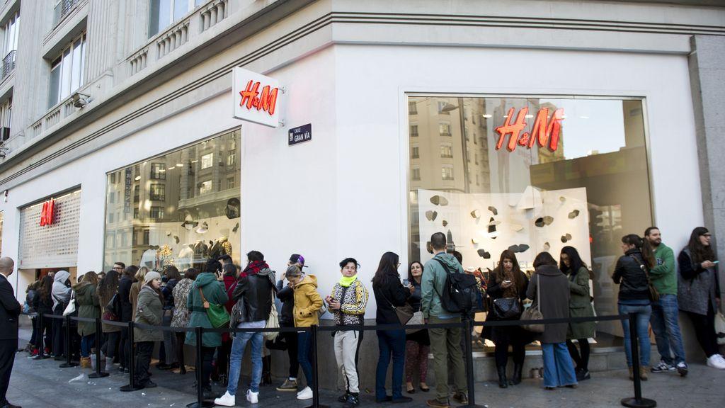 Colas para comprar la colección de Isabel Marant para H&M
