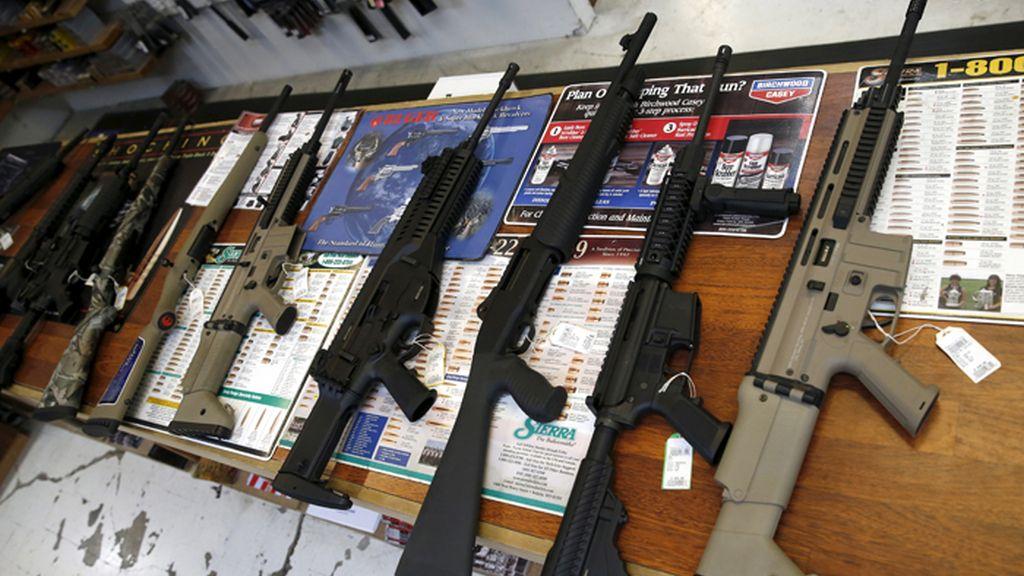 Venta de armas en Oregón (EE. UU.)