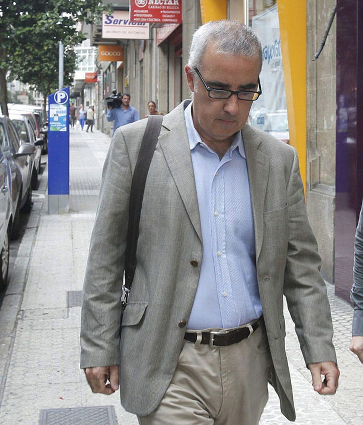 Imputado el padre de la niña hallada muerta en Santiago