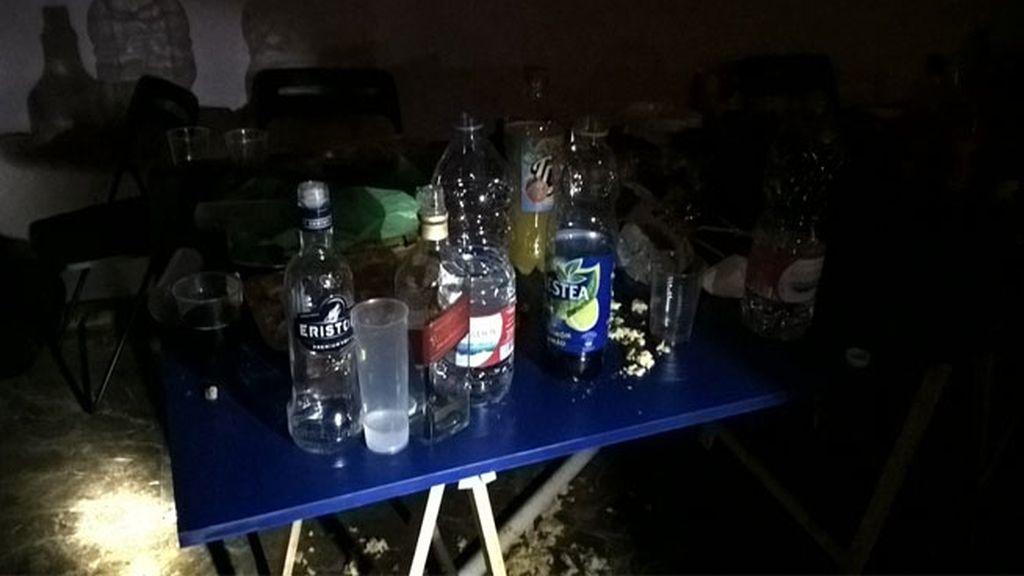 La Policía rescata a más de 70 personas, la mayoría menores de una fiesta ilegal