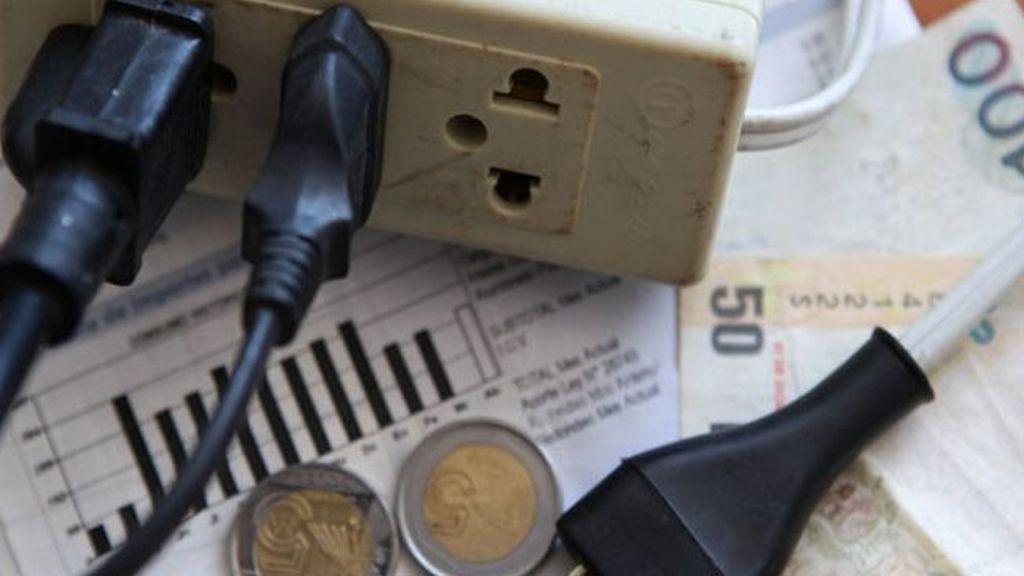 tarifas eléctricas en España,coste de la luz España,eléctricas