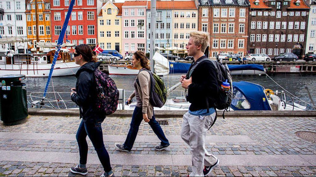 7-Copenhague: 32.63 horas a la semana
