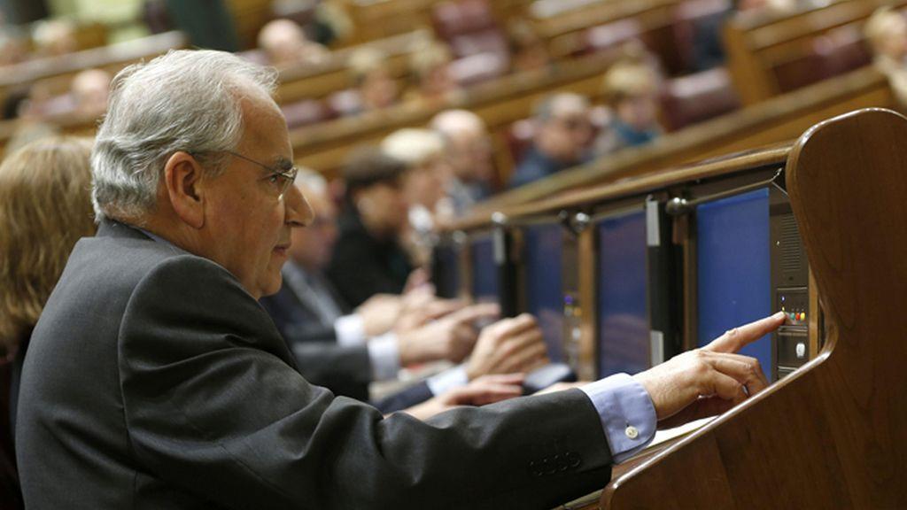 El Pleno del Congreso aprueba los Presupuestos para 2015