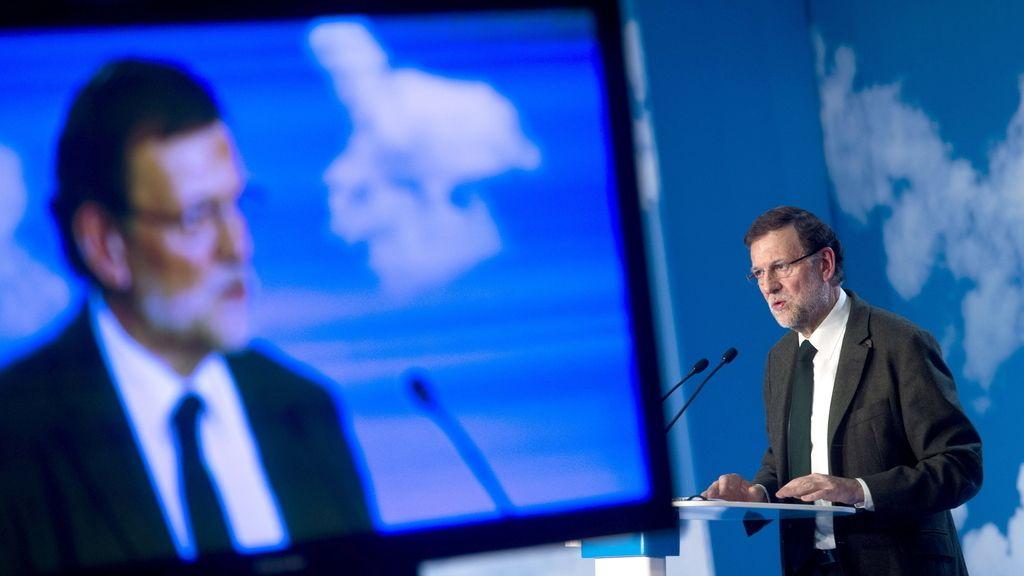 """Rajoy avisa a Artur Mas que no tiene """"nada que dialogar"""" sobre la soberanía nacional"""