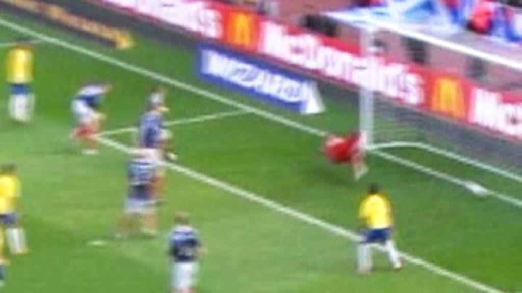 Manu elige el gol de Neymar