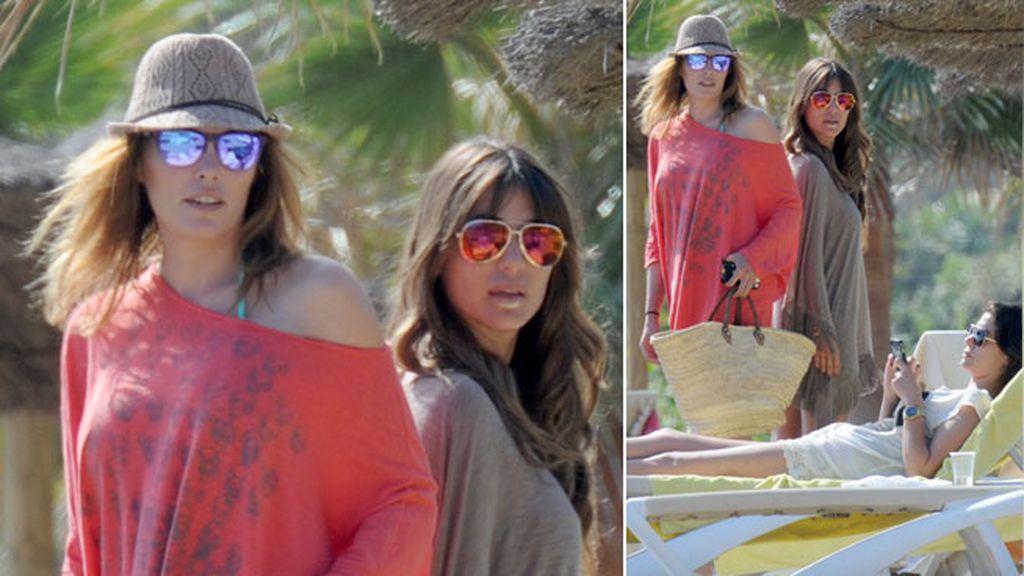 Raquel Rodriguez y Elena, gemelas en estilo