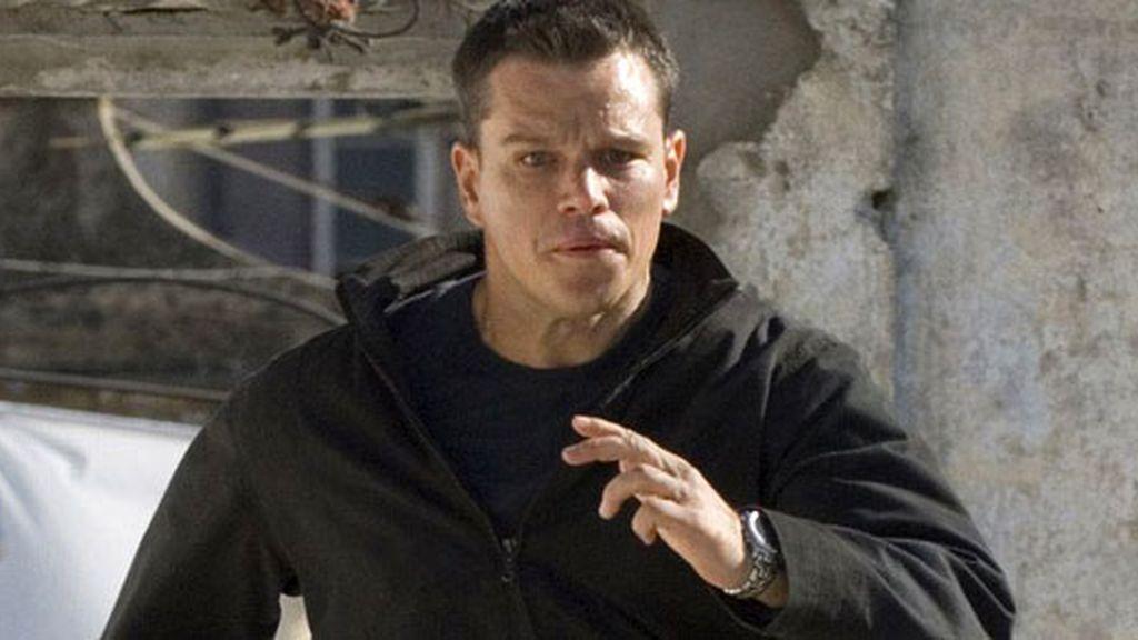 Matt Damon,Bourne 5
