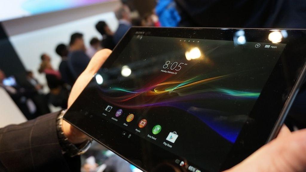 tablet sony Xperia Z, tableta sony