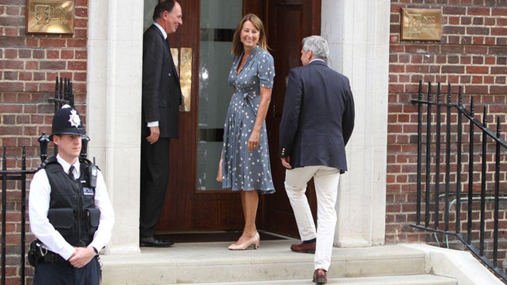 Carole and Michael Middleton, padres de Kate Middleton
