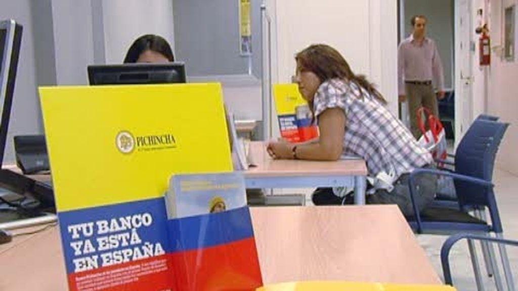 Banco Pichincha abre sus puertas en España