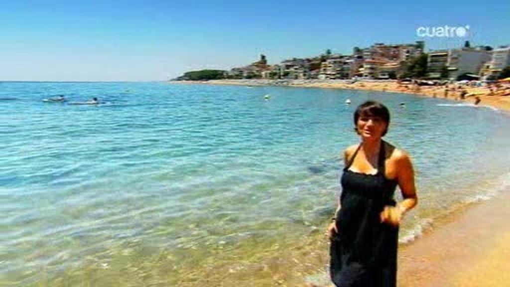 La costa catalana del Maresme