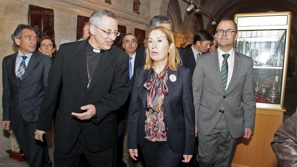 Ana Pastor, Lugo (EFE)