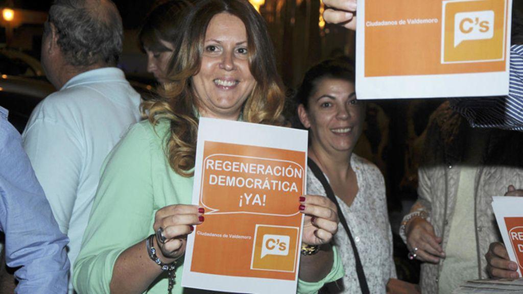 Eva Borox dimite como diputada de Ciudadanos tras ser vinculada con la Púnica