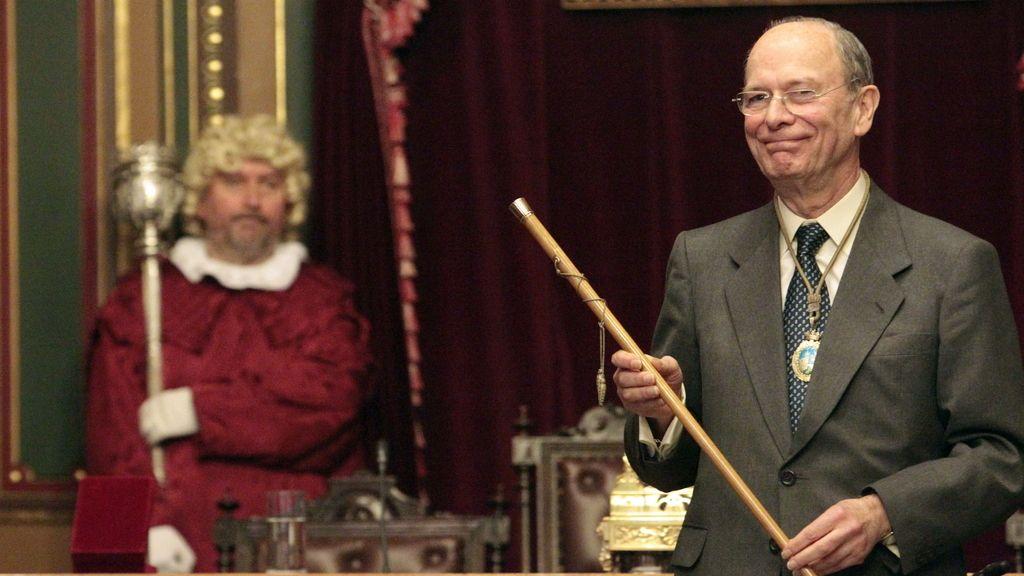 Ibon Areso, nuevo alcalde de Bilbao