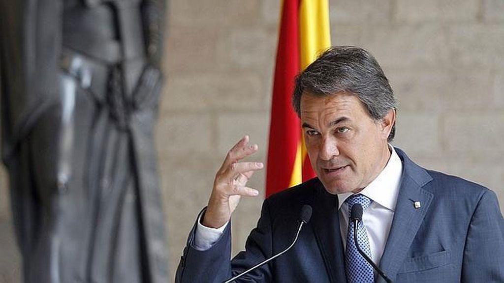 Imagen de archivo del presidente de la Generalitat, Artur Mas