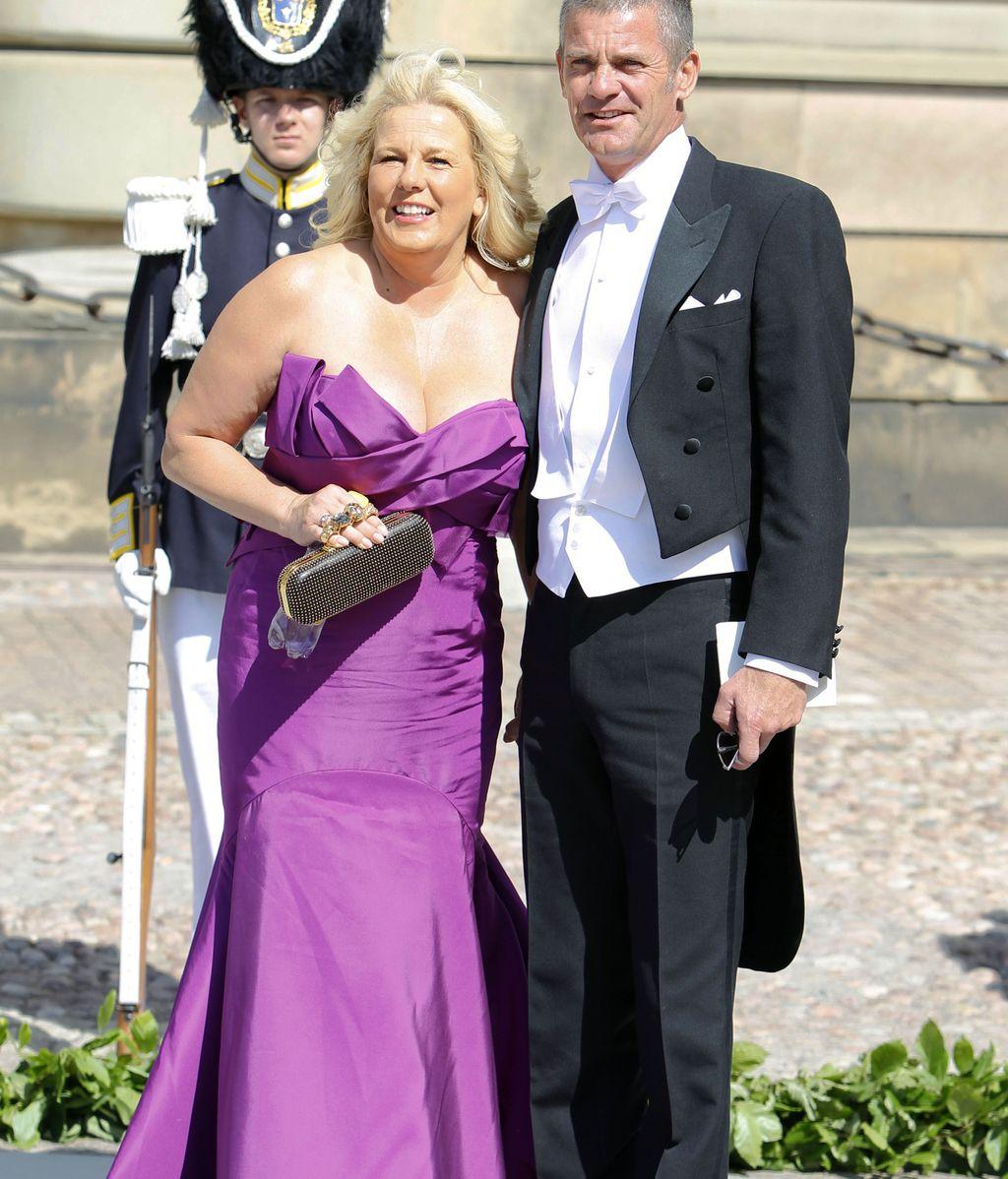 Invitados a la boda de Magdalena de Suecia y Chris O'Neill