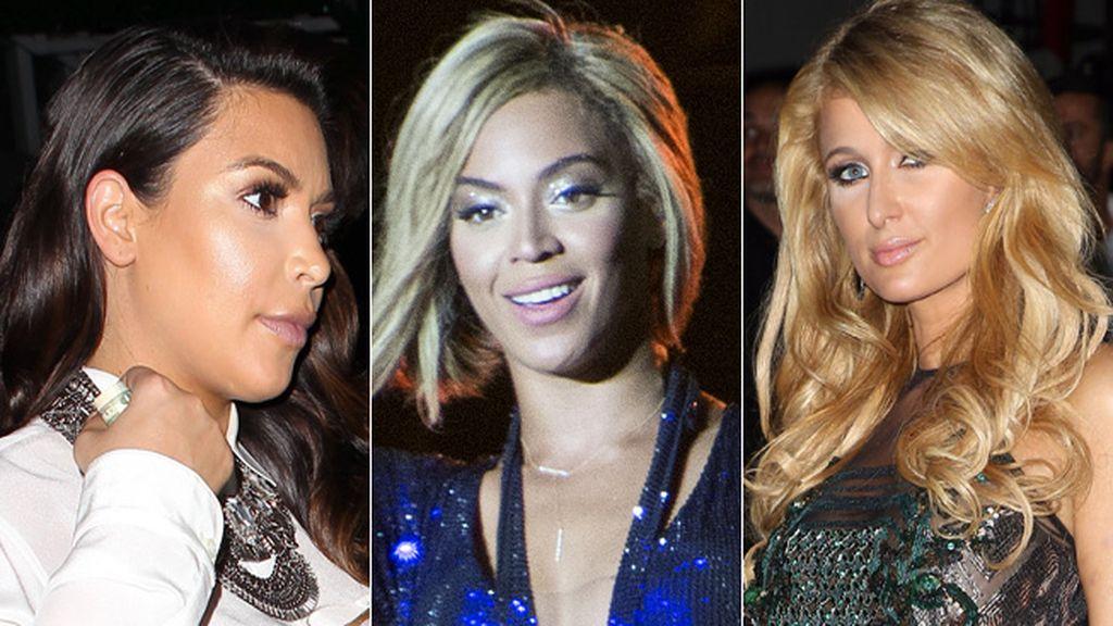 Roban la identidad de Kim Kardashian, Beyoncé y Paris Hilton para robarles