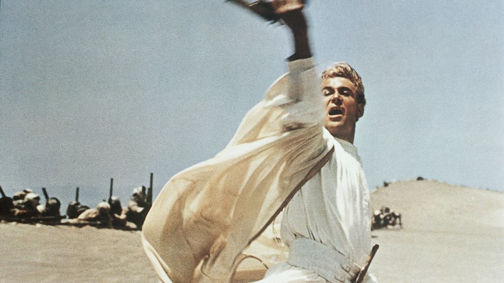 Eterno Lawrence de Arabia