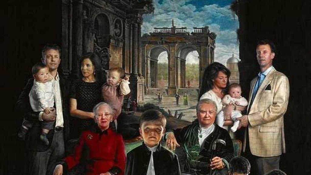 Familia real danesa