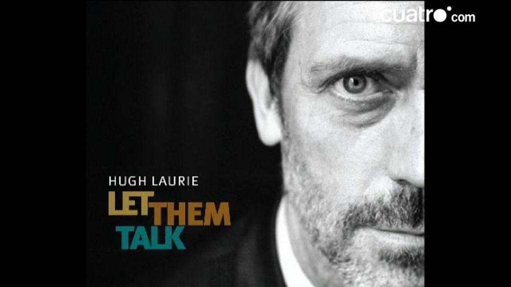 Escucha el single de Hugh Laurie