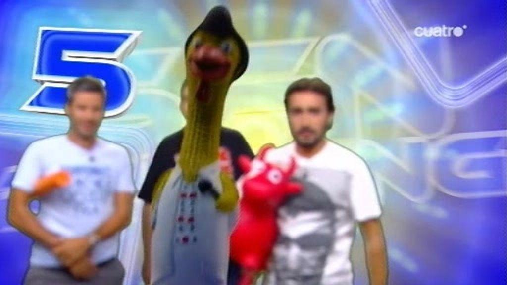 6 en ranking con Juanma Castaño y Nico Abad (2 de 3)