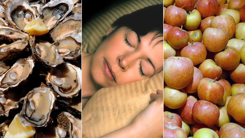 Las ostras no son afrodisíacas y la fruta no fermenta en el estómago