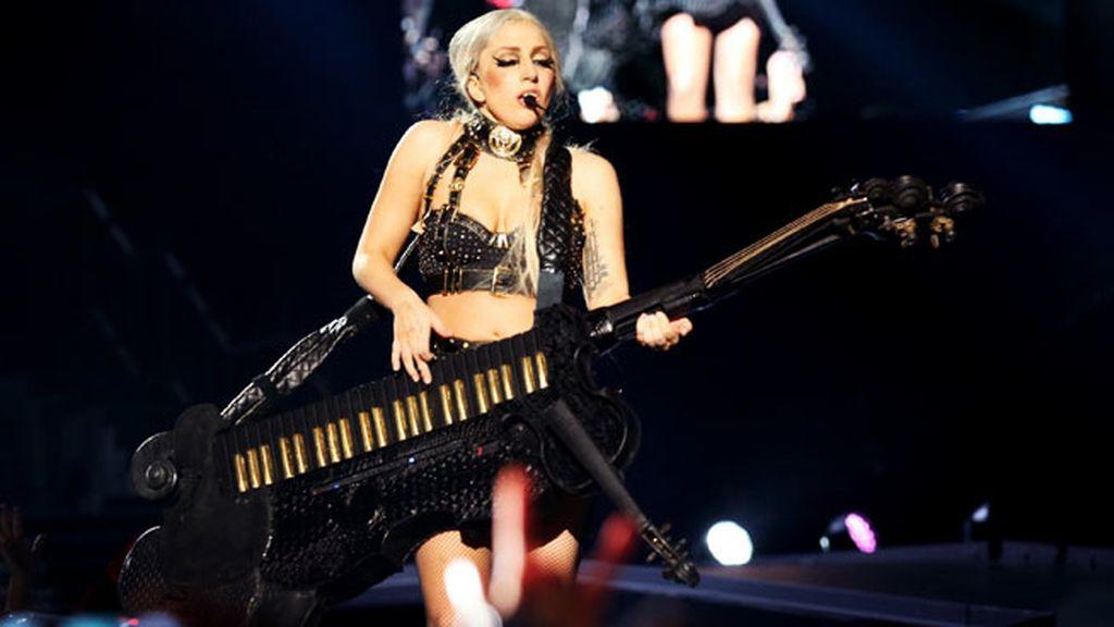 6. Lady Gaga, 125 millones en 65 conciertos, todos 'sold-out'