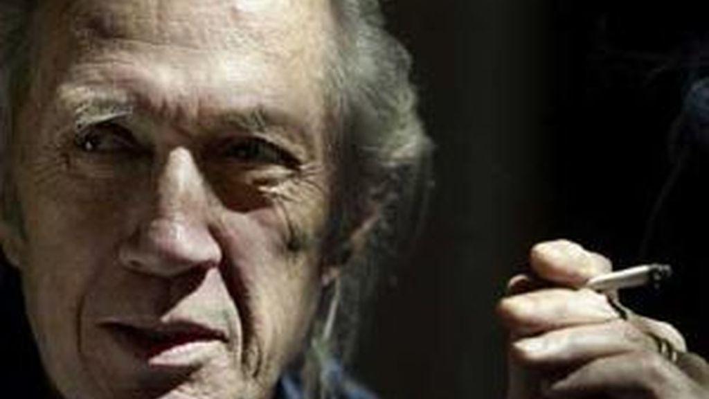 David Carradine en una imagen de archivo. Foto: AP