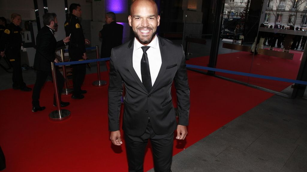 "Amaury Nolasco, popular actor de series como ""Prison Break"""