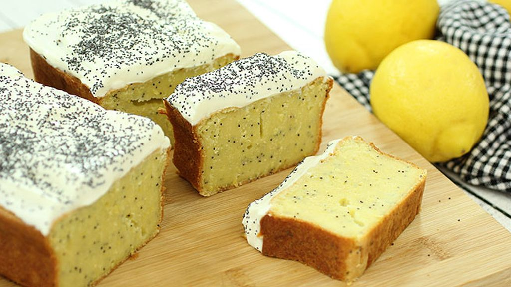 Pastel de limón Mila