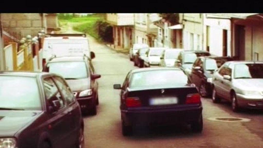 Adrián utiliza su coche como válvula de escape