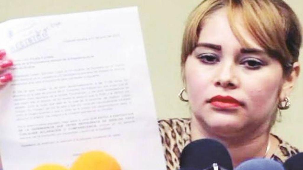 Lucero Guadalupe Sánchez, diputada mexicana