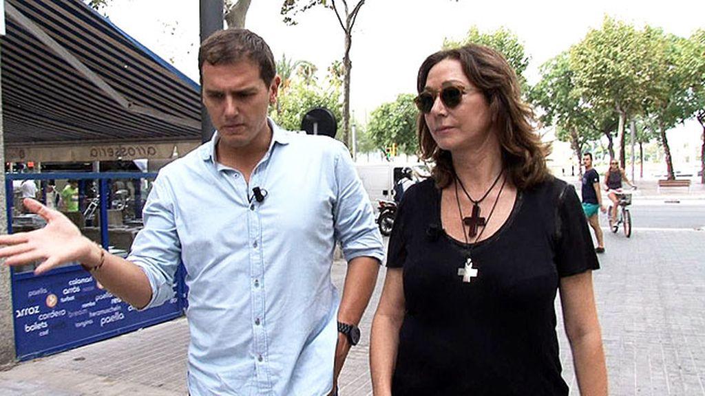 Han recorrido las calles de Barcelona