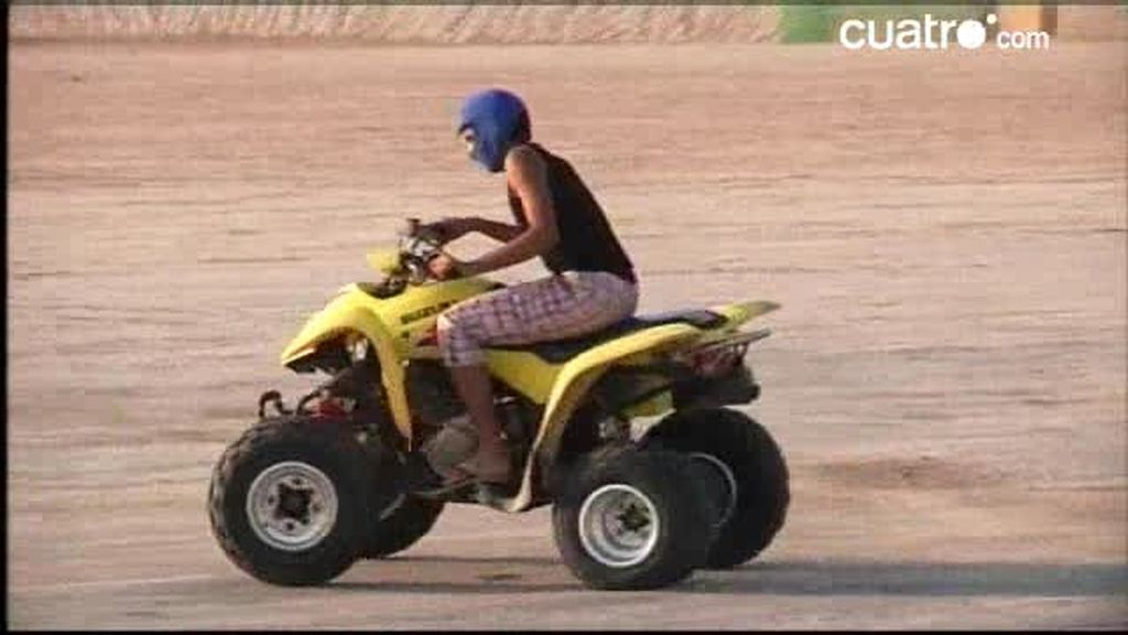 Catar: Deporte en las dunas