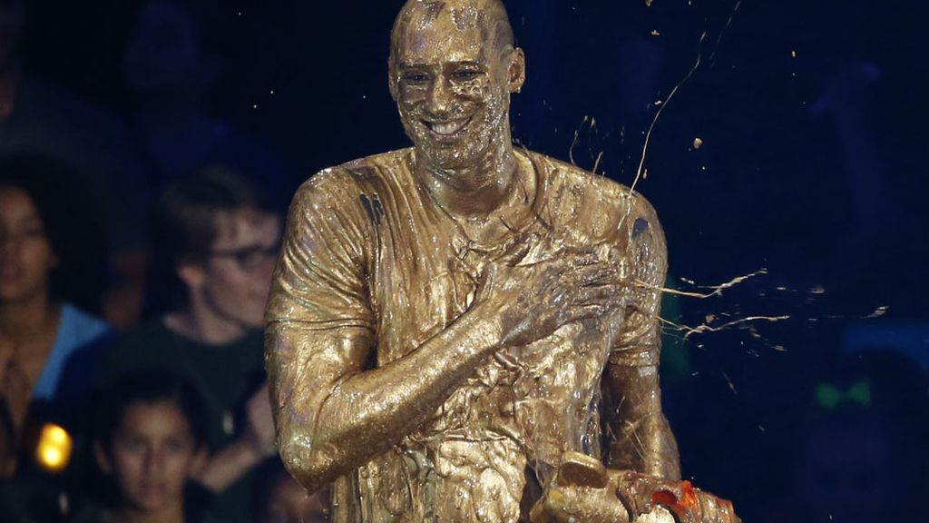 Kobe Bryant, el premio 'Leyenda'