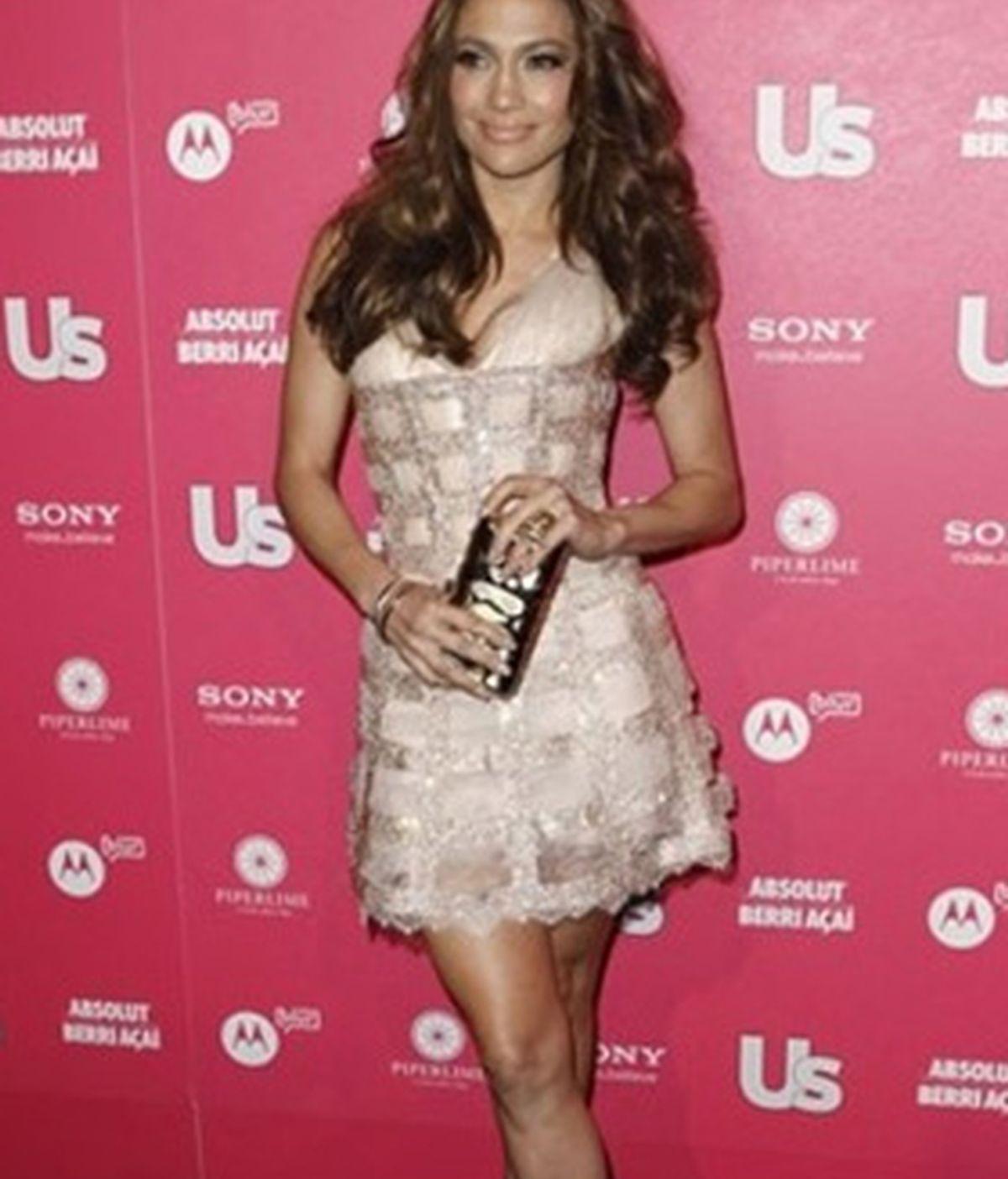 La cantante de Jenny from the block ha sido nombrada 'Icono del Estilo de la Década'. FOTO: EFE