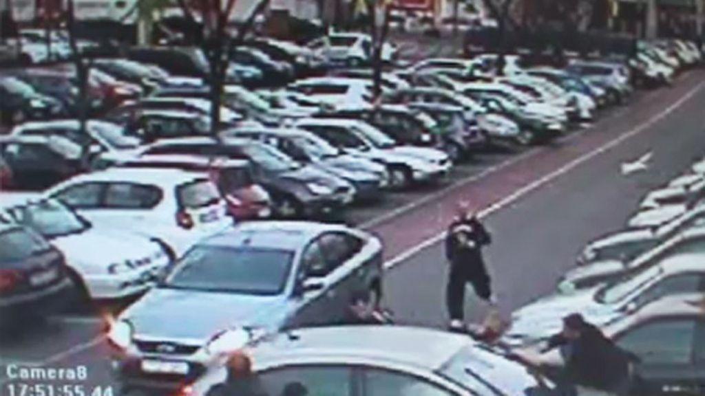 Detenido un hombre que robó un coche en Madrid con un bebé en su interior