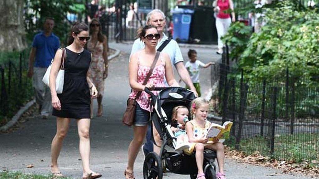 Jennifer Garner, en Nueva York