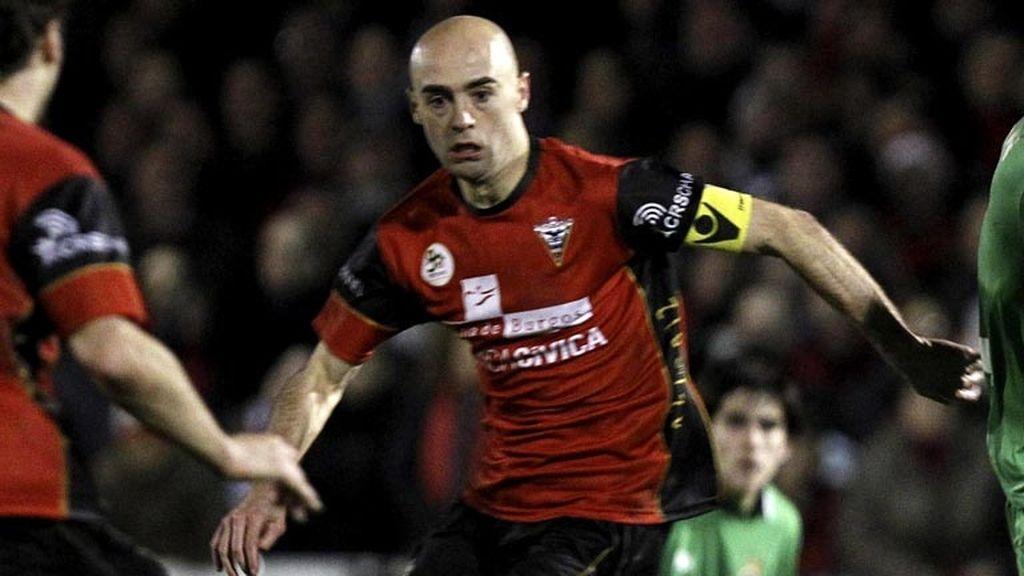 Pablo Infante, pichichi de la Copa del Rey