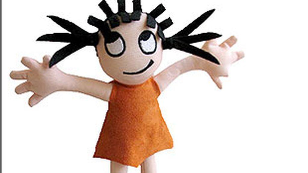 'Globalita', la muñeca de Global Humanitaria.
