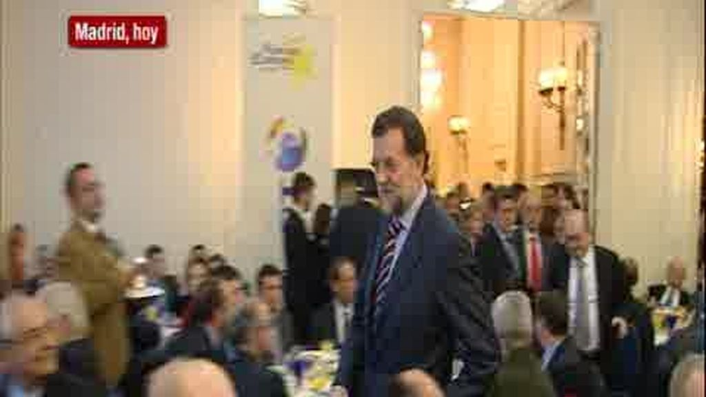Rajoy celebra el informe policial sobre Sortu