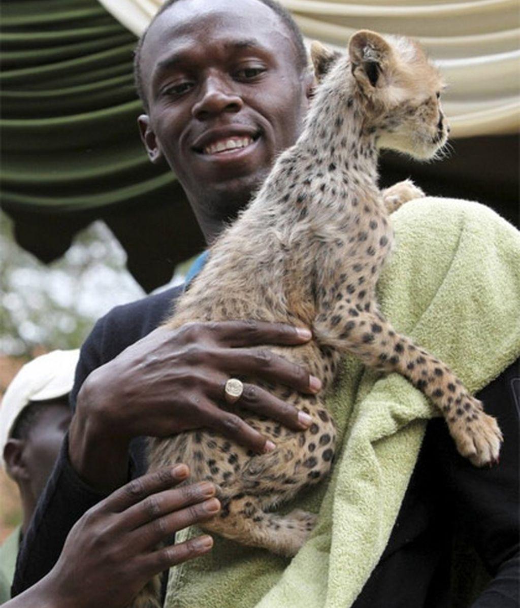 El 'amigo' de Usain Bolt