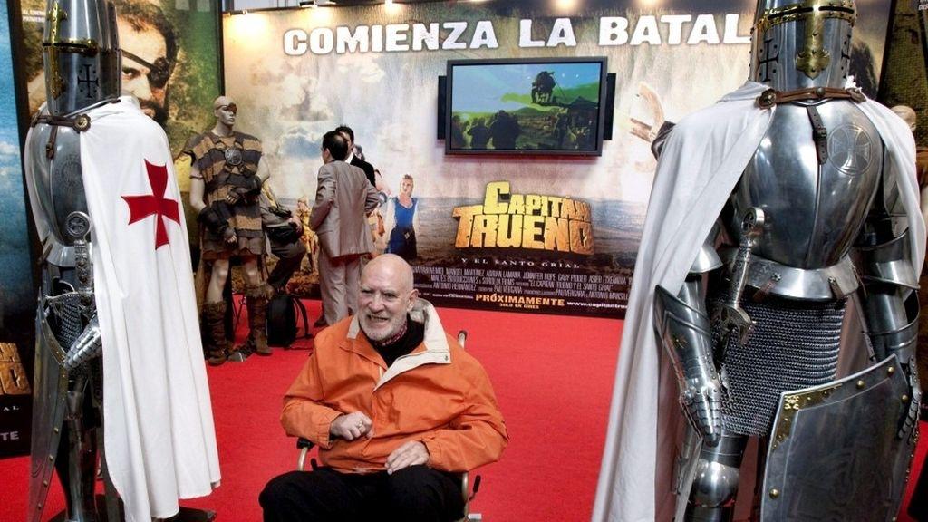 Muere el escritor Víctor Mora, novelista y guionista del 'Capitán Trueno'
