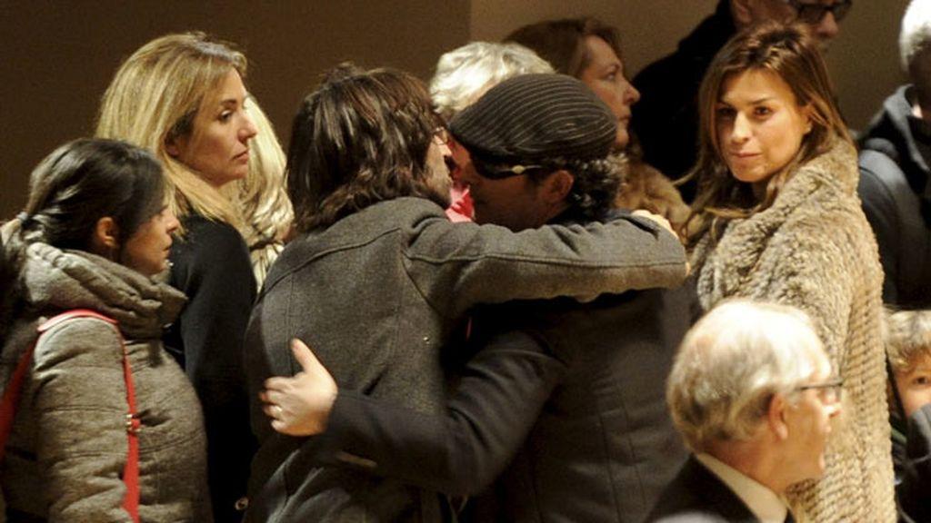 Artistas (Alejandro Sanz, Malú...) y personalidades (Príncipe Felipe, Ana Botella)...