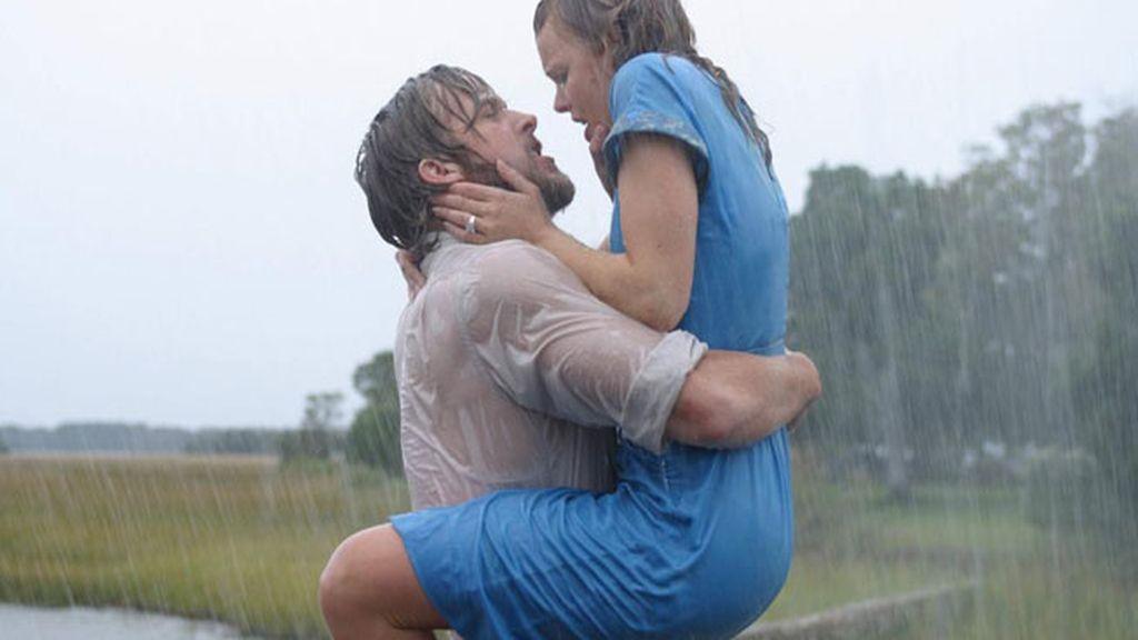 Ryan Gosling y Rachel McAdams en 'El Diario de Noa'