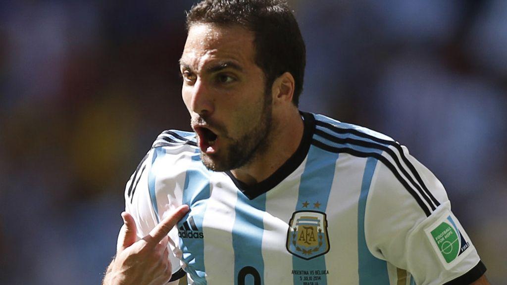 Se desató en la celebración tras 528 minutos sin marcar con Argentina
