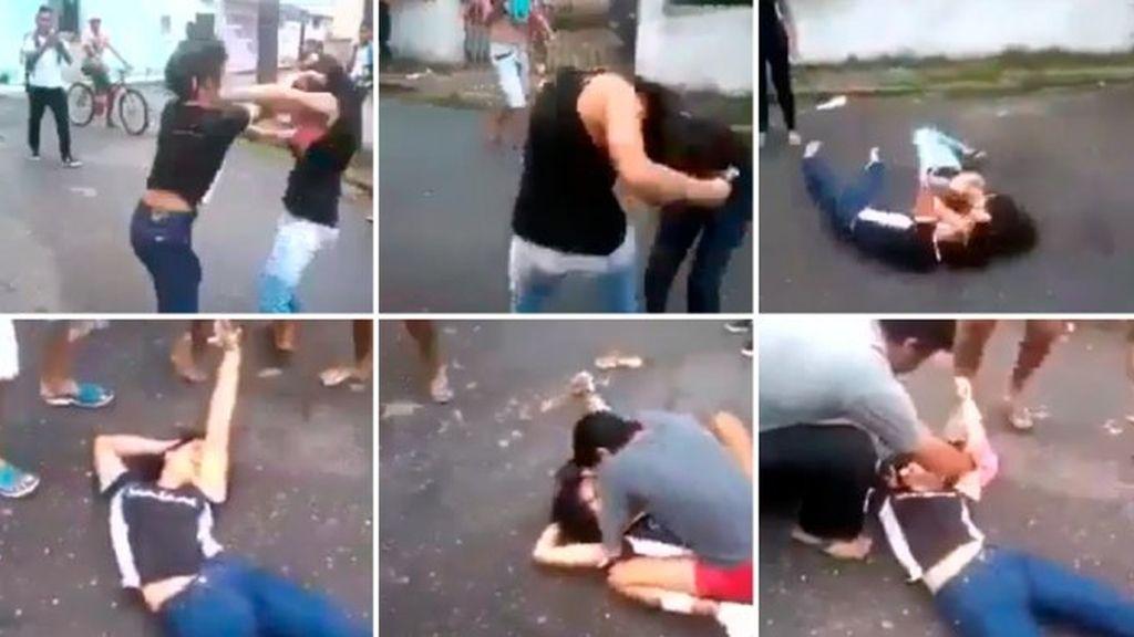 Muere una estudiante en una pelea de colegio en Nicaragua