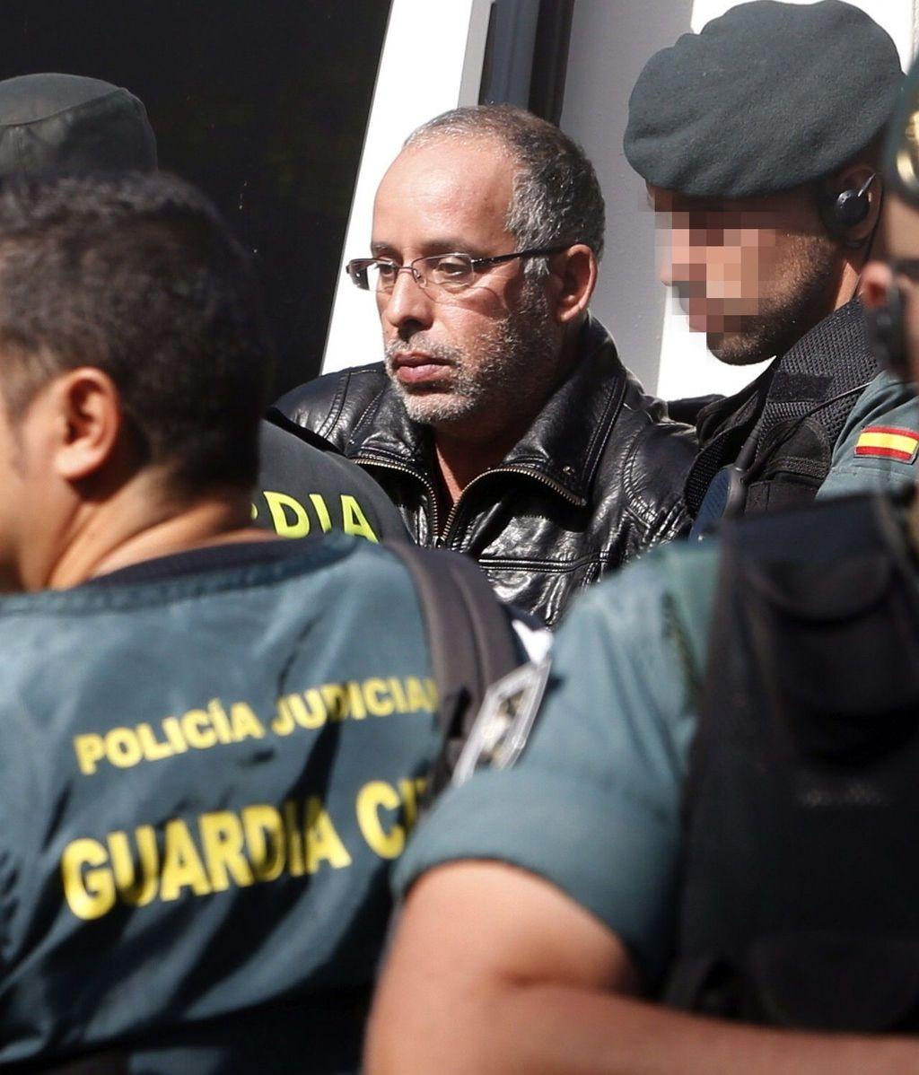 El presunto asesino de Eva Blanco llega a España para ser juzgado