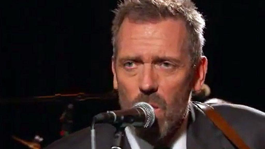 House, el alma de 'Hugh Laurie blues'