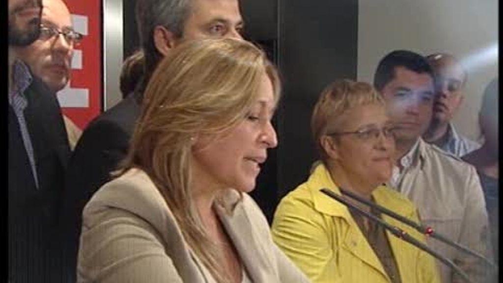 Trinidad Jiménez pierde las primarias
